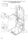 Diagram for 05 - Dryer Support And Washer Harness