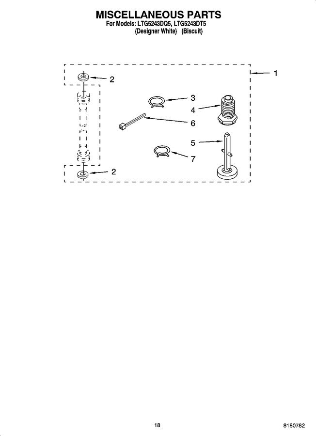 Diagram for LTG5243DT5