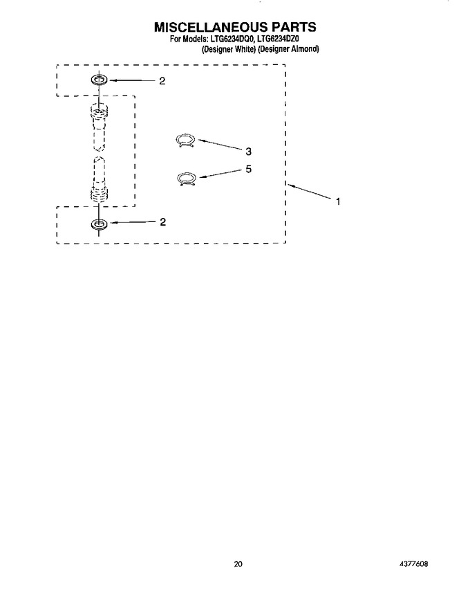 Diagram for LTG6234DZ0