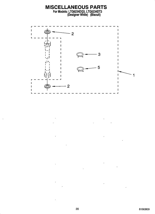 Diagram for LTG6234DT3