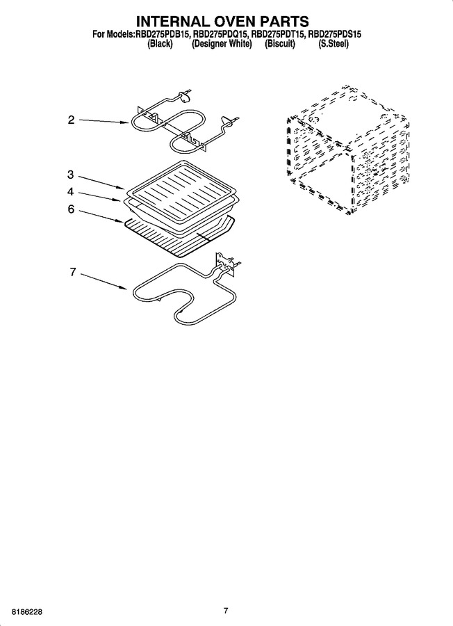 Diagram for RBD275PDS15