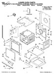 Diagram for 01 - Lower Oven Parts