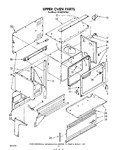 Diagram for 06 - Upper Oven