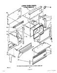 Diagram for 05 - Upper Oven