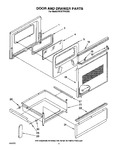Diagram for 04 - Door And Drawer, Lit/optional