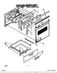 Diagram for 05 - Door And Drawer