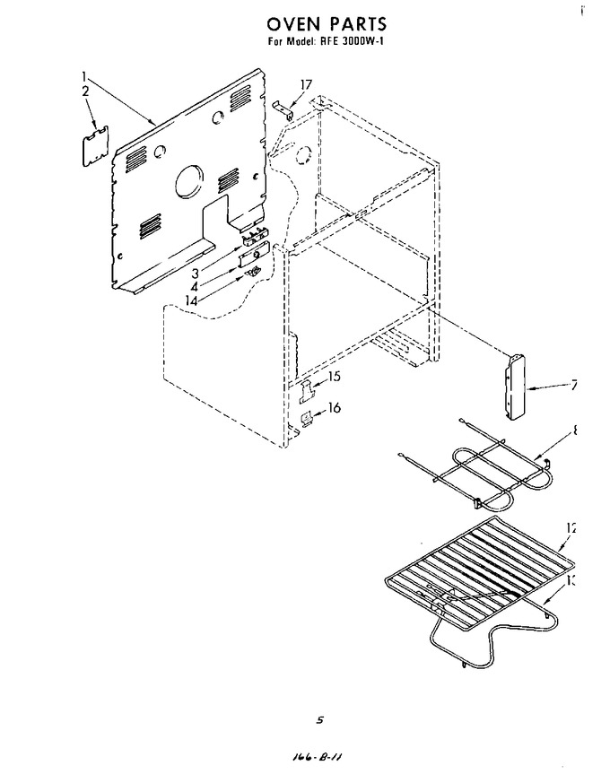 Diagram for RFE3000W1