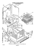 Diagram for 02 - Oven Chassis