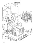 Diagram for 02 - Oven, Literature