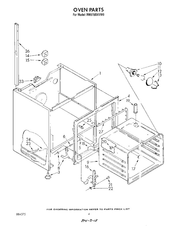 Diagram for RM978BXVN0