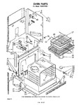Diagram for 02 - Oven