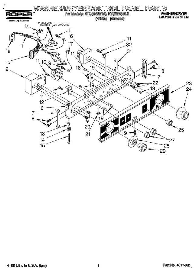 Diagram for RTG5243BL0