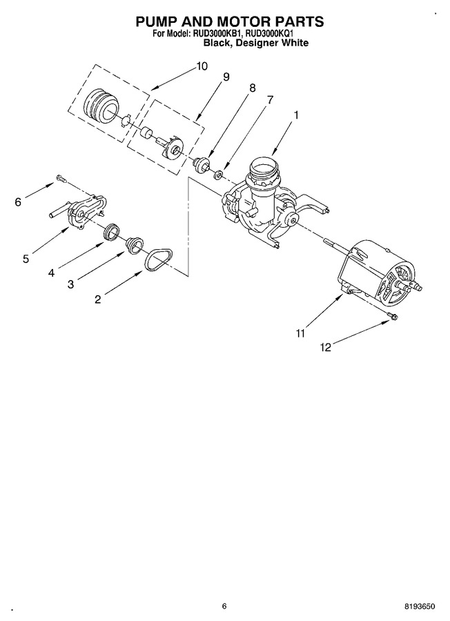 Diagram for RUD3000KQ1