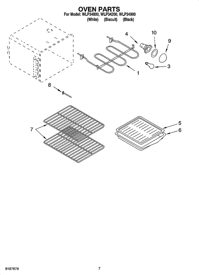 Diagram for WLP34200