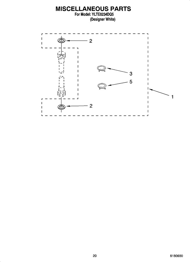 Diagram for YLTE6234DQ5