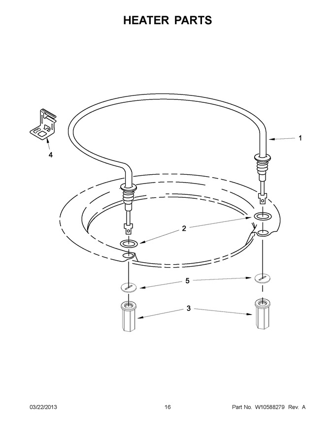 Diagram for IUD3100BW0