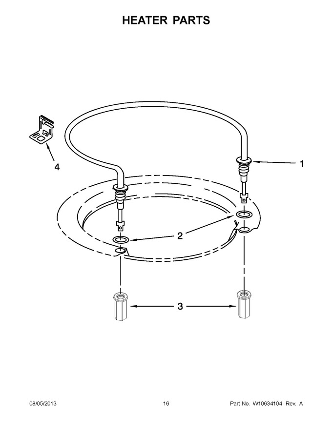 Diagram for IUD8100YS3