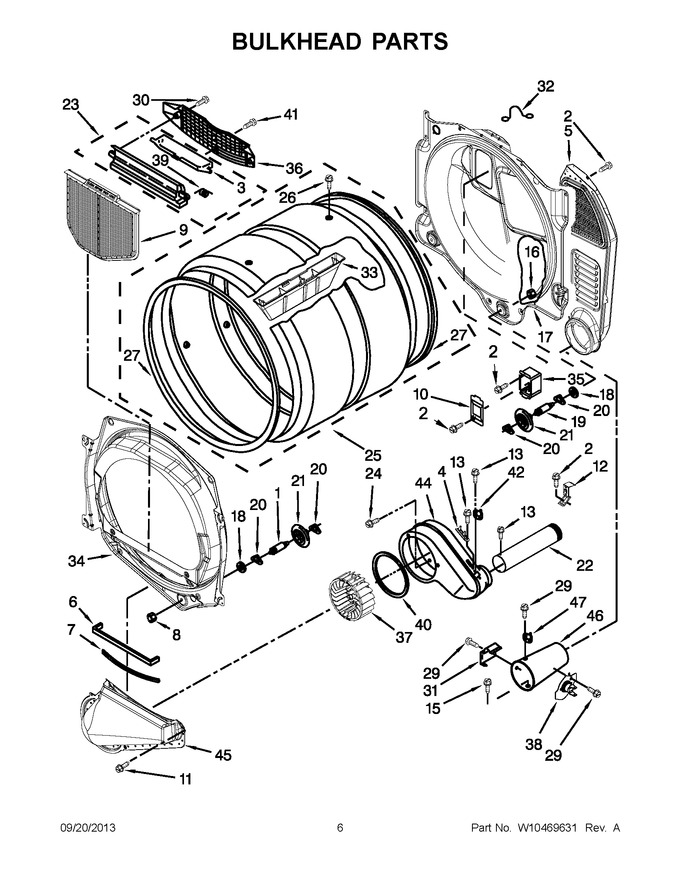 Diagram for CGD8990XW2
