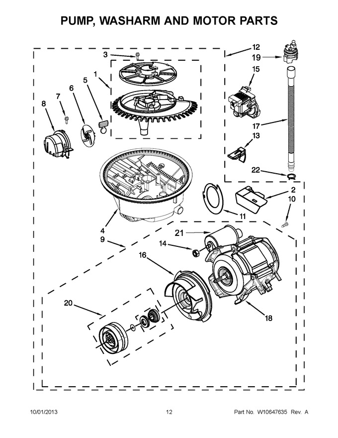 Diagram for KUDS30FXWHA