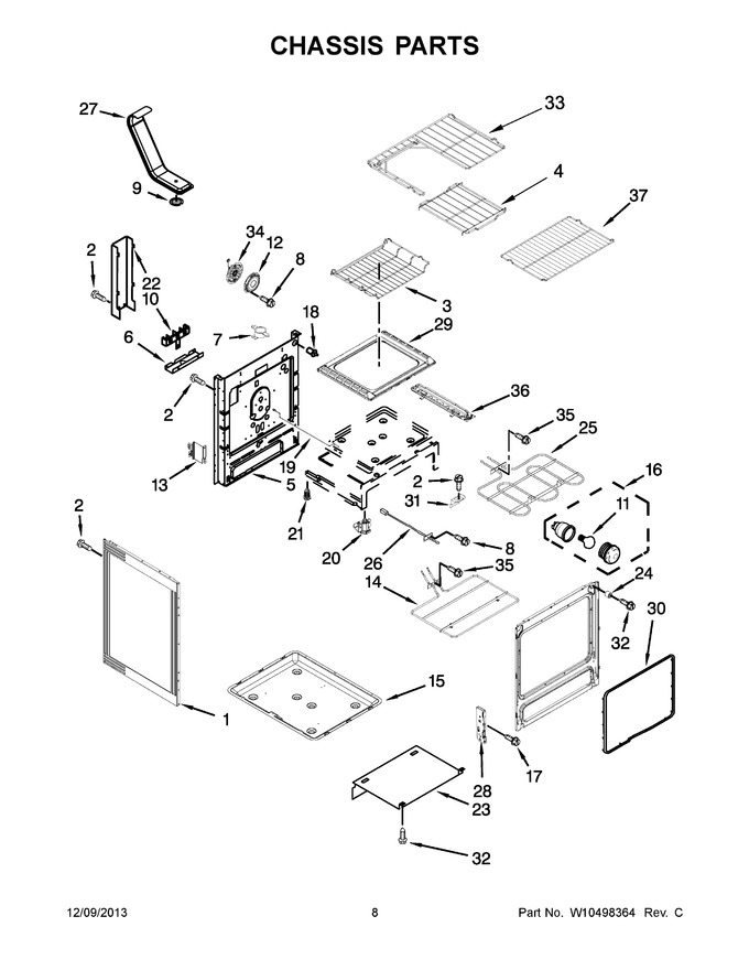 Diagram for WFI910H0AS0