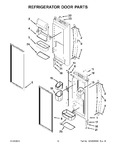Diagram for 08 - Refrigerator Door Parts