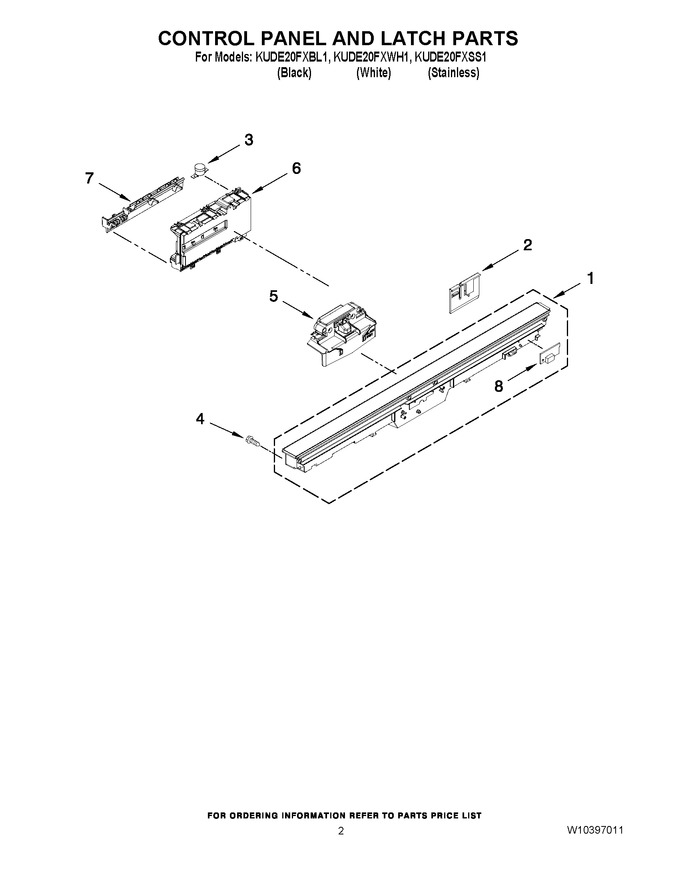 Diagram for KUDE20FXSS1