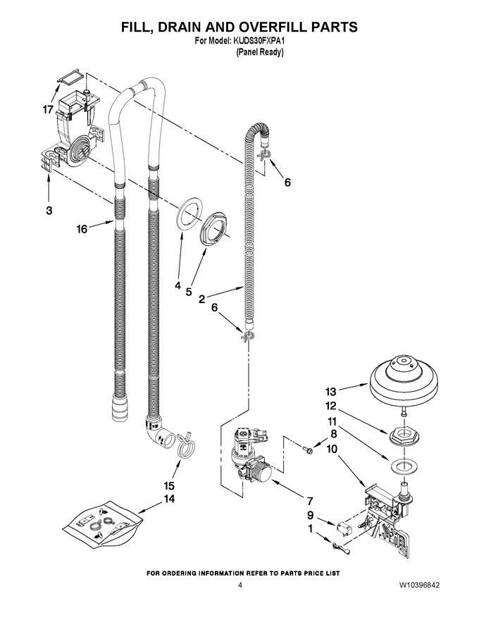 Diagram for KUDS30FXPA1