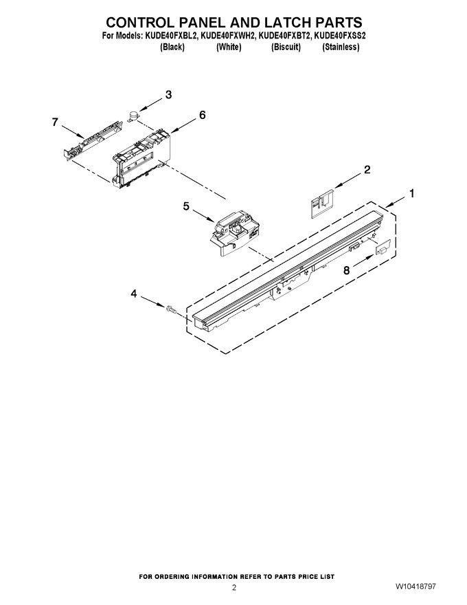Diagram for KUDE40FXSS2