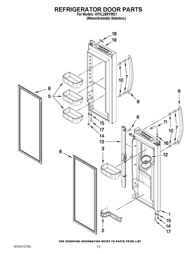 Diagram for KFXL25RYMS1