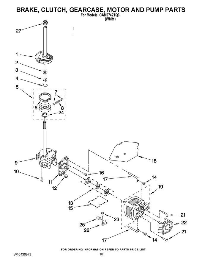 Diagram for CAM2742TQ3