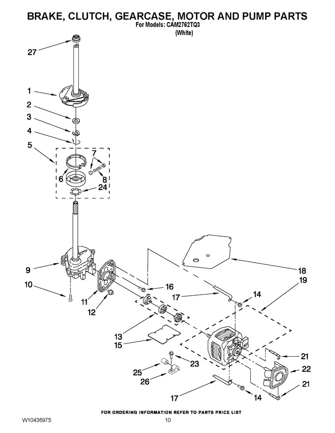 Diagram for CAM2762TQ3
