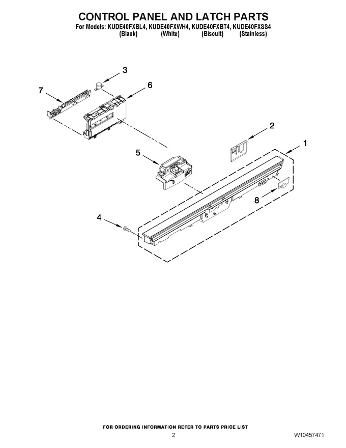 Diagram for KUDE40FXSS4