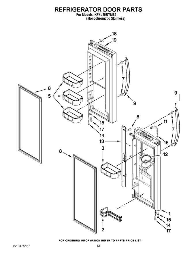 Diagram for KFXL25RYMS2