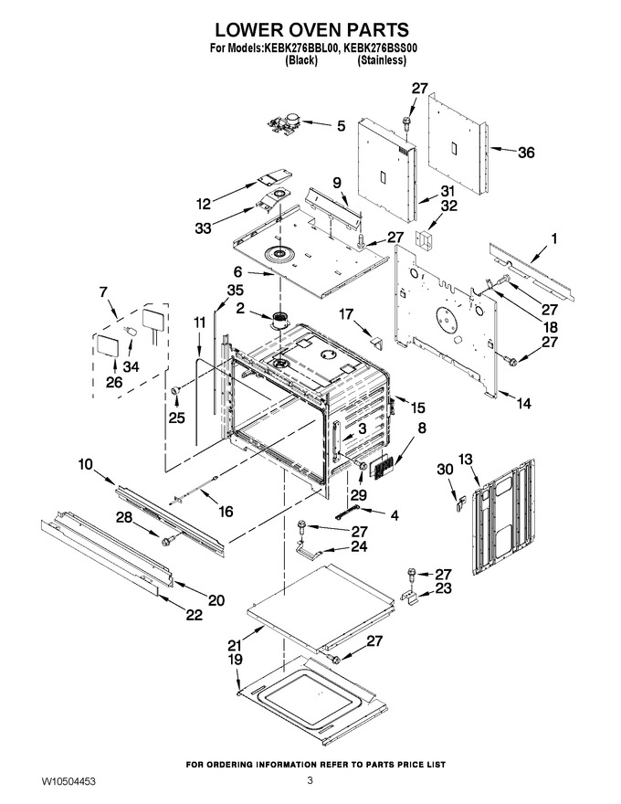 Diagram for KEBK276BSS00