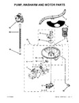 Diagram for 06 - Pump, Washa