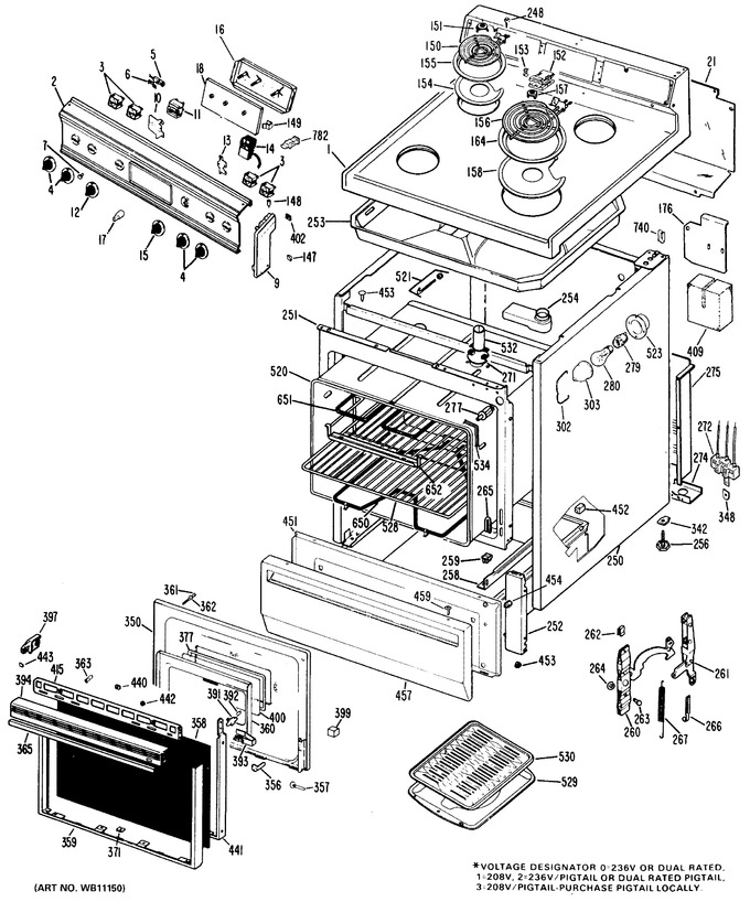 Diagram for JBS21G*K1