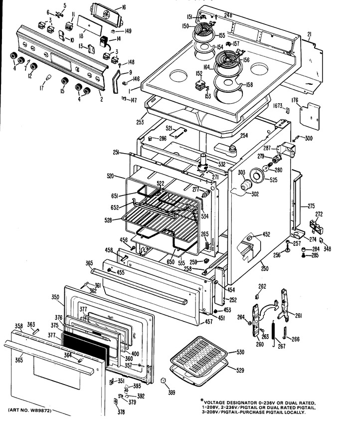 Diagram for RB628*F1