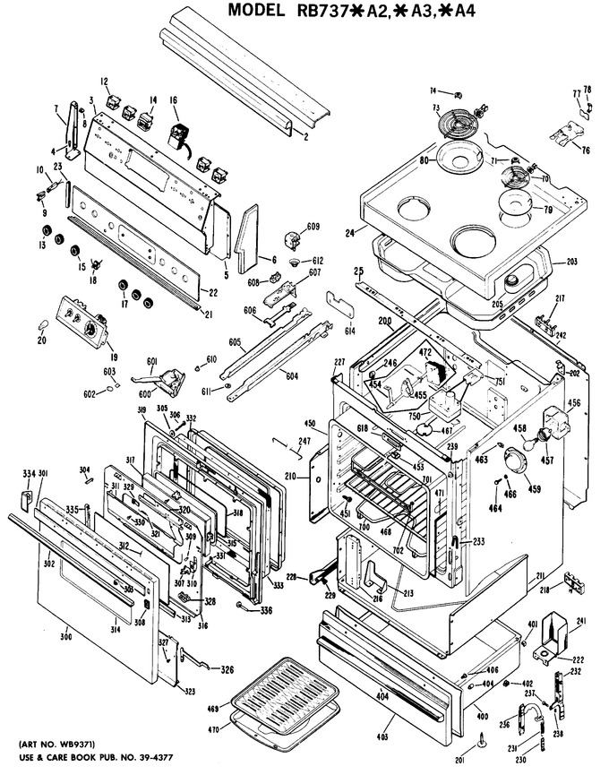 Diagram for RB737*A3