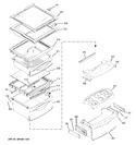 Diagram for 9 - Fresh Food Shelves