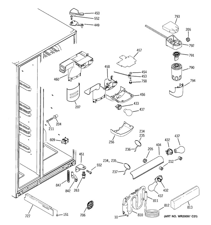 Diagram for DSS26DHWCSS
