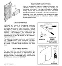 Diagram for 5 - Evaporator Instructions