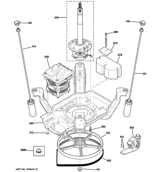 Diagram for WLSR3000G3WW