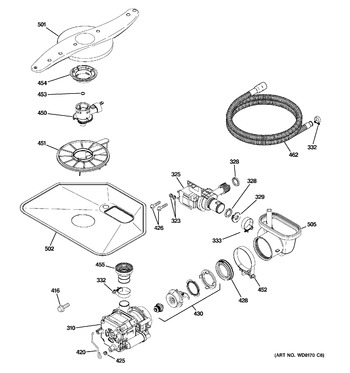 Diagram for GLD4466R00SS