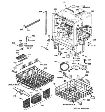 Diagram for GSD5910D01AA