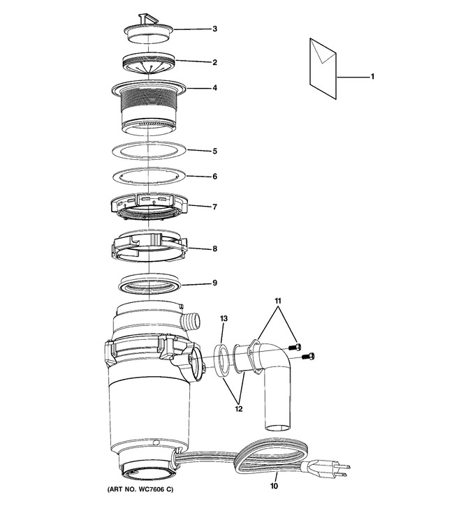 Diagram for GFC325V