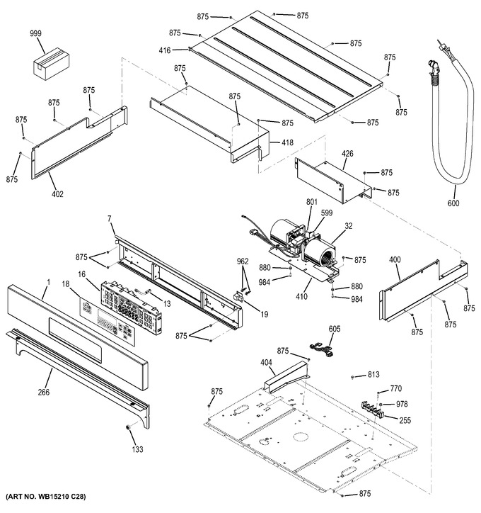 Diagram for JK3000DF1BB