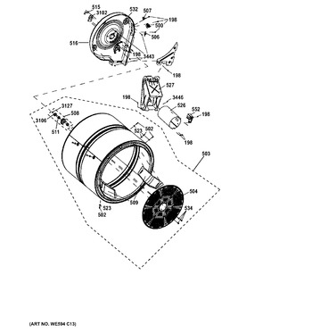 Diagram for GFDS175GH1DG