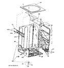 Diagram for 4 - Cabinet