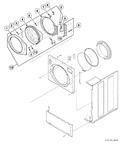 Diagram for Door Assembly And Door Seal