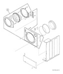 Diagram for Front Panel Assembly
